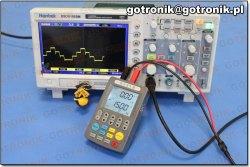 Kalibrator prądu i napięcia MIK-712