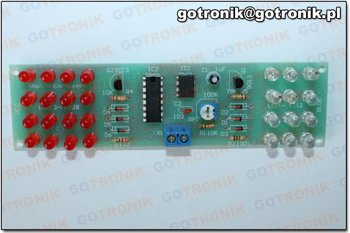Podłączyć diody LED do subwooferów