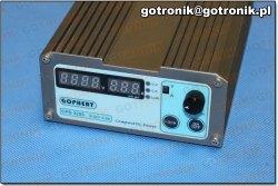 Instrukcja obsługi zasilacza CPS-3205