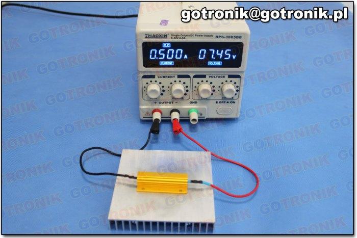 Ograniczenia prądu do 500 mA
