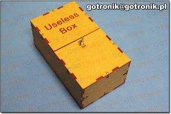 Useless Box do samodzielnego montażu