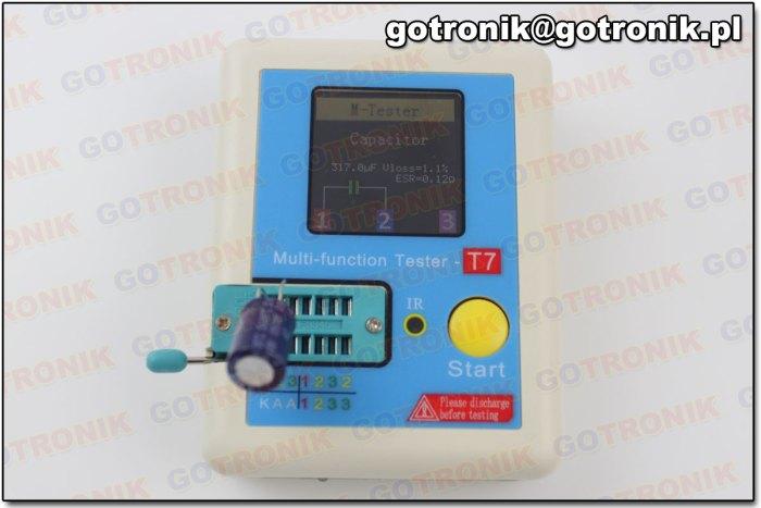 Test kondensatora