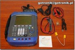 Kalibrator HT824 Hantek- instrukcja obsługi