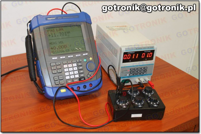 Pomiar prądu 11mA