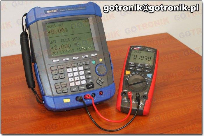 Zadajnik prądu 2 mA