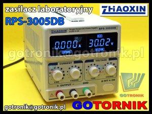 zasilacz laboratoryjny RPS-3005D Zhaoxin