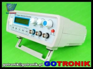 instrukcja obsługi generatorów FY2100S