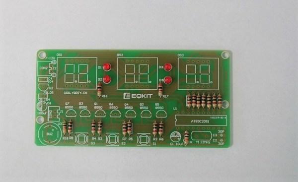Przylutowane diody