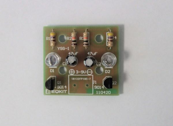 Przylutowane kondensatory elektrolityczne