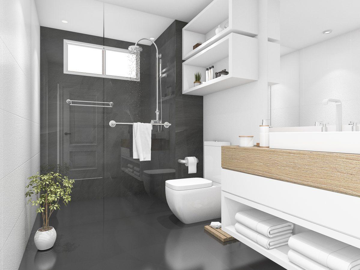 Wie Gestalte Ich Mein Badezimmer Ferienwohnung Landhaus