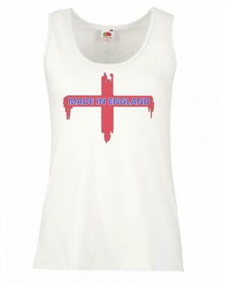 Vest England Red cross