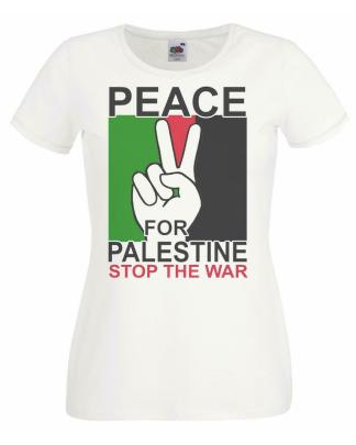 Free Palestine and let Peace rule. Stop the war.
