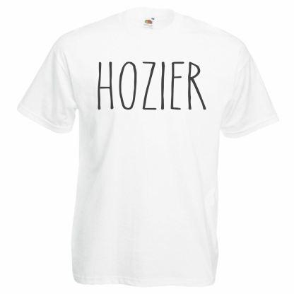 HOZIER Logo Indie Music Hipster T-shirt design