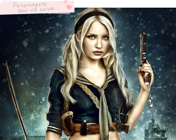 meme-personagens-de-cinema-que-eu-seria-babydoll-sucker-punch-got-sin