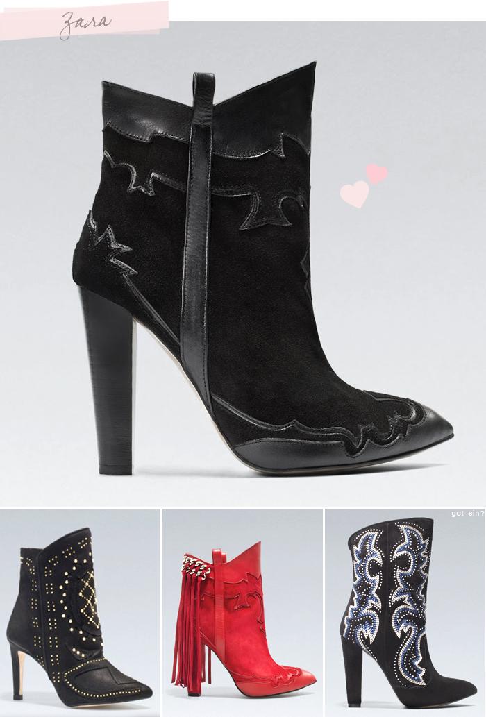 zara-boot-botinha-bota-isabel-marant-blackson-boot-got-sin