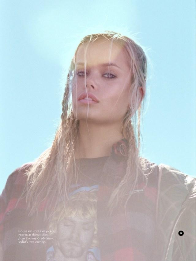 frida-aasen-estilo grunge inverno 2014 camisa xadrez shoot9