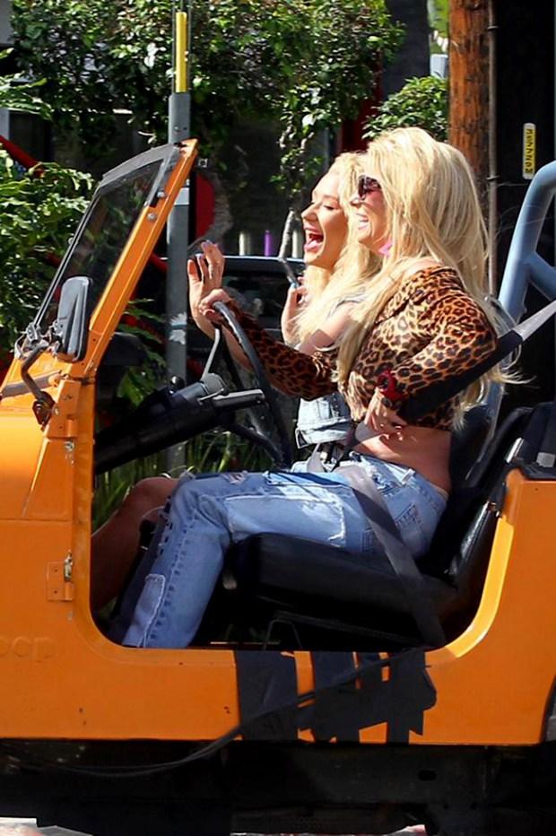 Britney-Spears-bastidores-filmagem-novo-video-clipe-Pretty-Girls-Iggy-Azalea-blog-got-sin-16