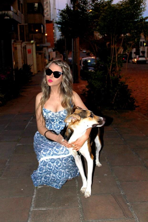 sininhu sylvia santini meu look blog got sin moda vestido longo azulejo portugues lili 18