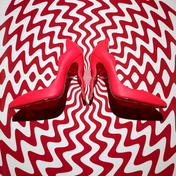 christian louboutin shoe jolly b scarpin  sapatos mais ousados da temporada mitchel feinberg blog got sin