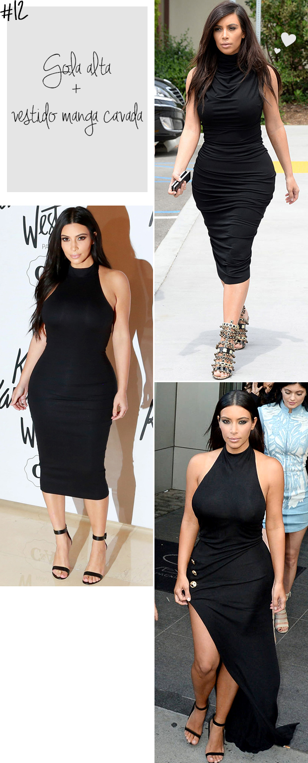 kim kardashian vestido gola alta blog got sin 2