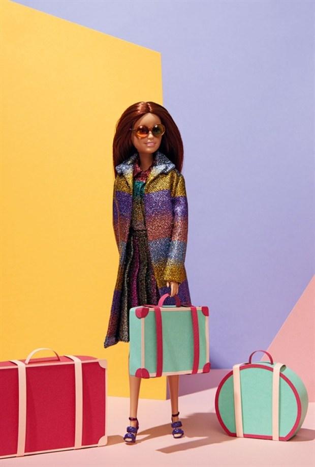 Barbie global beauty beleza global cutstomizadas vogue italia estilistas italianos blog got sin 16