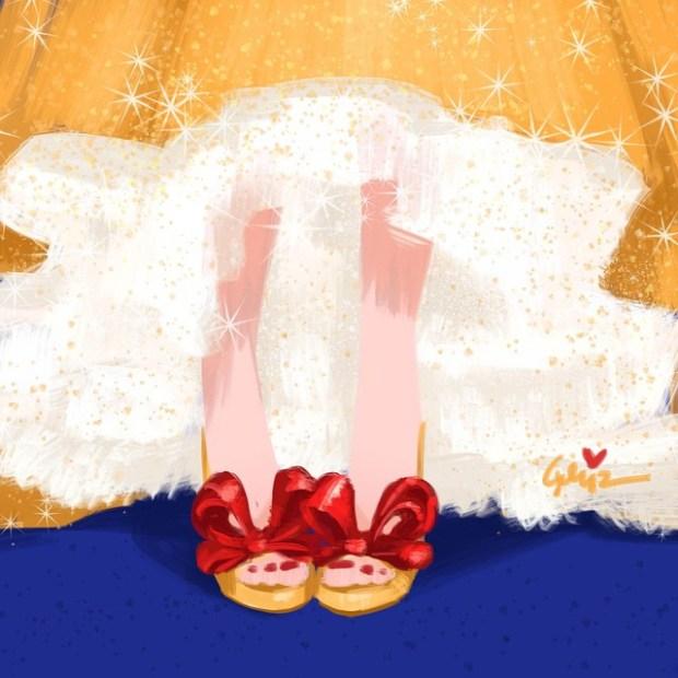 sapatos princesas disney shoes princess blog got sin branca de neve valentino bow