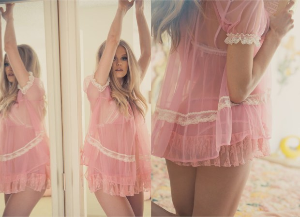 wildfox beverly hills lingerie rosa pink blog got sin 05