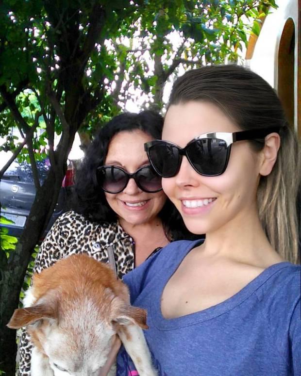 sininhu sylvia santini mãe sandra blog got sin aniversário