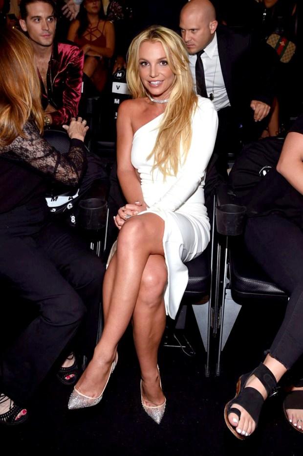 Britney Spears - VMA 2016 - blog got sin 07