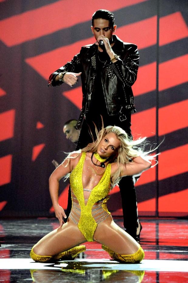 Britney Spears - VMA 2016 - blog got sin 65