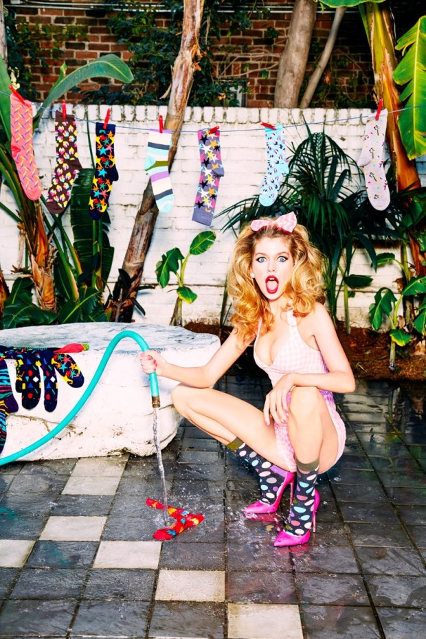ellen-von-unwerth-happy-socks-stella-maxwell-pin-up-fotografia-de-moda-blog-got-sin-01