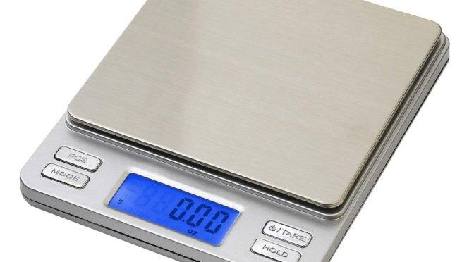 Digital Pro Pocket Scale Review