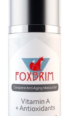 Complete Anti-Aging Moisturizer by Foxbrim Review