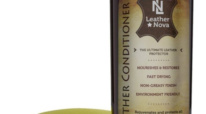 Leather Nova Leather Conditioner Review