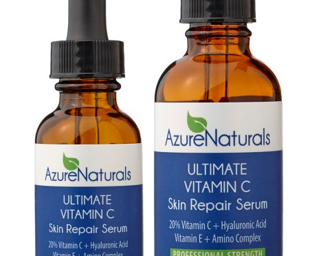 Vitamin C Skin Repair Serum Review + Giveaway