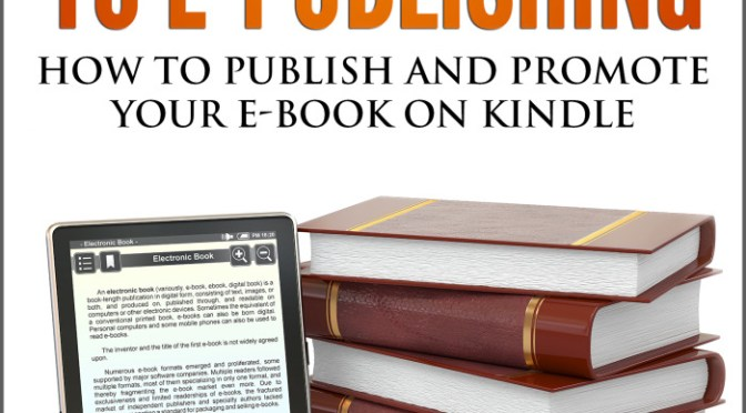 The 6 Steps Plan to e-Publishing Review