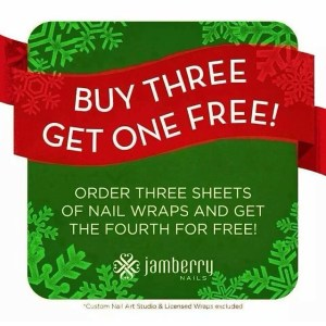 Jamberry Launch Party & Giveaway