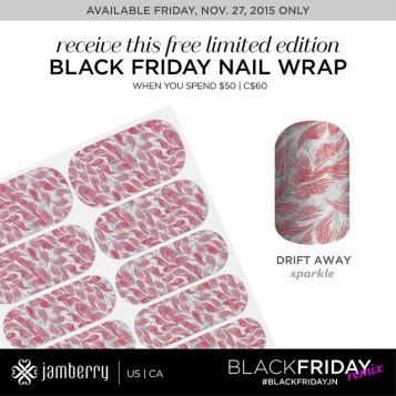free wrap black friday jamberry