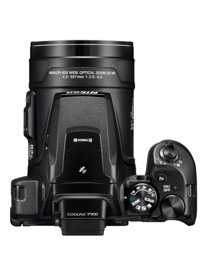 Nikon Coolpix P900 overview