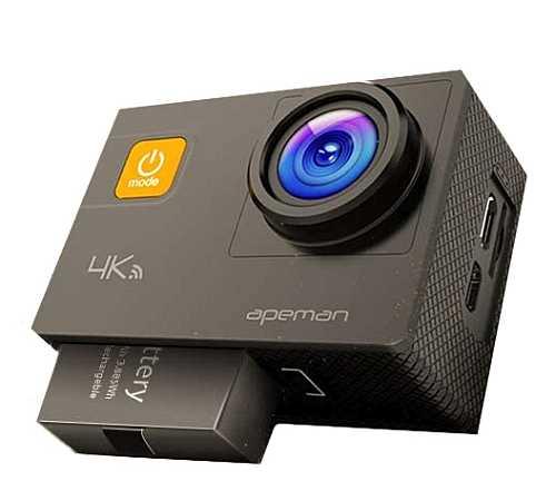 Apeman A80 camera battery