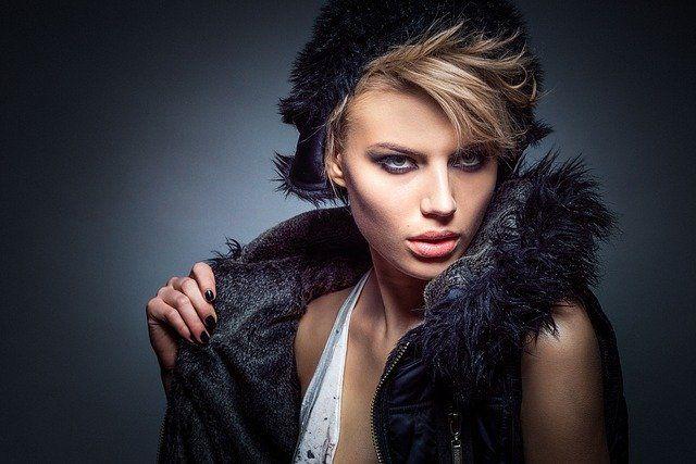Fashion image woman