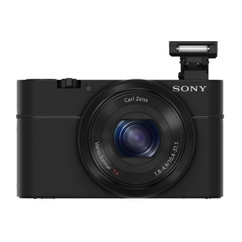 Sony rx100 flash