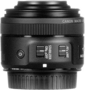 Canon EF-S 35 mm f-2.8 Macro Camera Lens