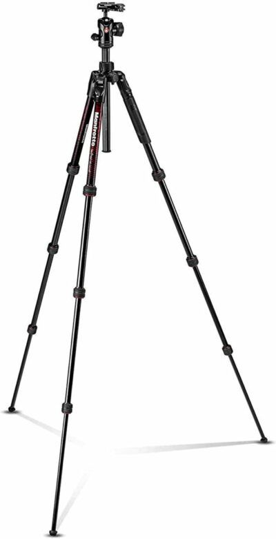Manfrotto Befree heights