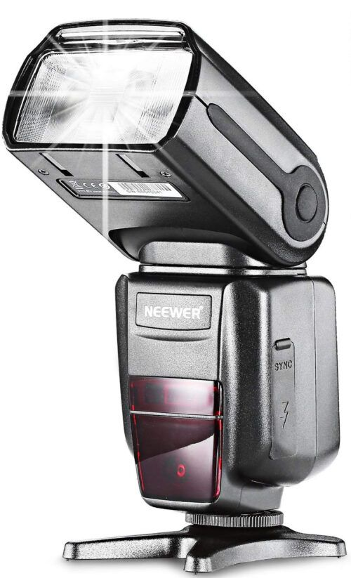 Neewer NW565EX gun flash