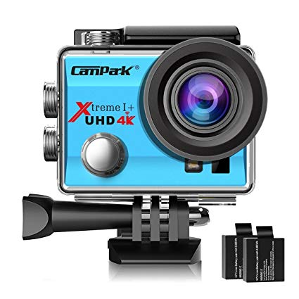 Campark 4K 16MP ACT74 Action Camera