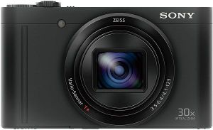 Sony WX500 camera view