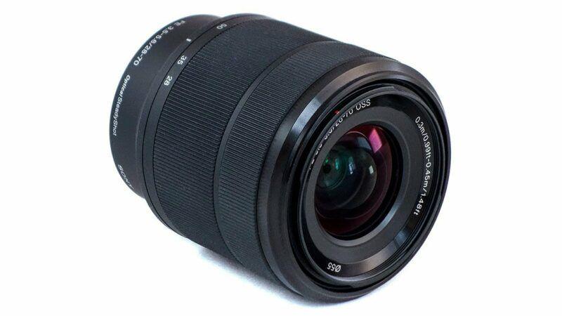 Sony FE 28-70mm