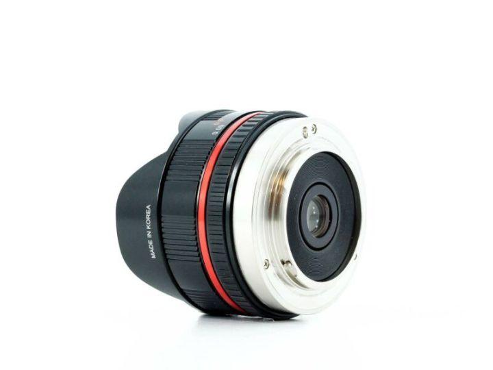 Samyang Fisheye lens