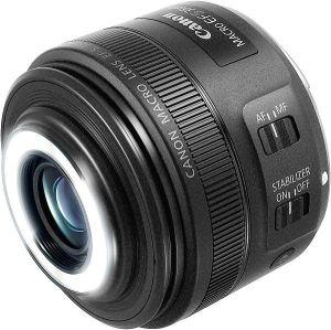 Canon EF-S 35 mm f-2.8 Macro Lens